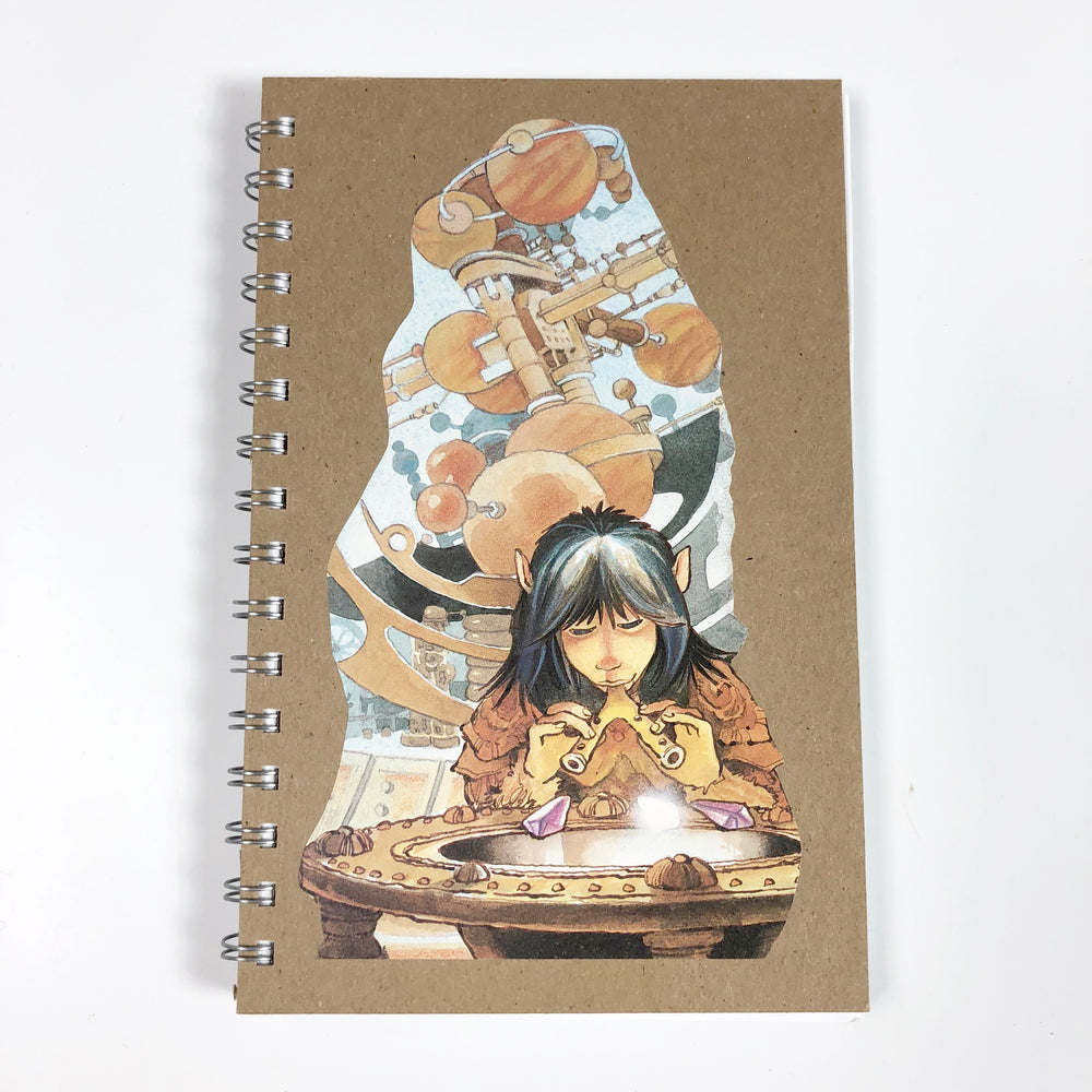 Dark Crystal Rebound Notebooks