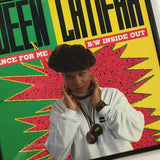 "Queen Latifah ""Dance For Me"" Record Jacket Embroidery"