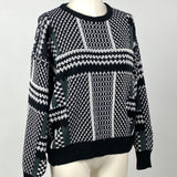 Private Eyes Sweater