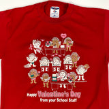 Valentine's Day School T-Shirt