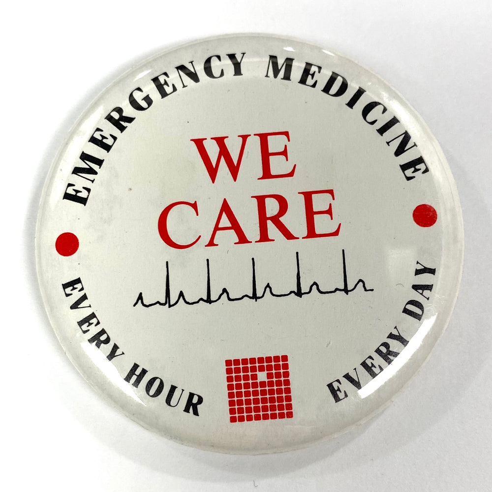 Emergency Medicine Pin