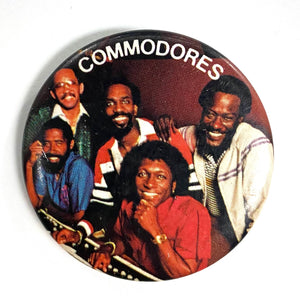 Commodores Pin