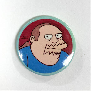 Comic Book Guy Simpsons Pin