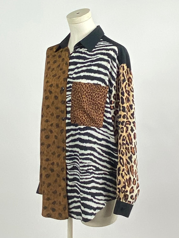 All the Animal Prints Shirt