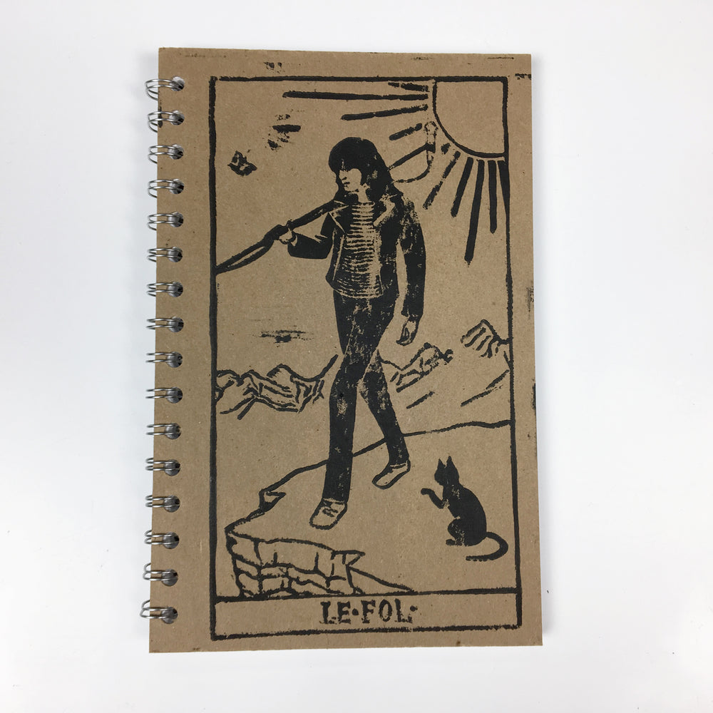Rock & Roll Tarot Notebooks