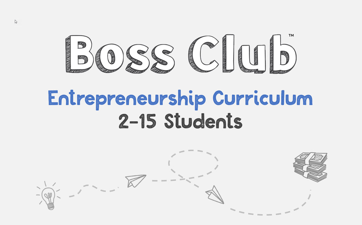2 to 15 Students - Boss Club School Curriculum