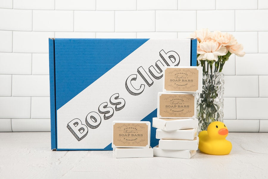 Handcrafted Soap Business