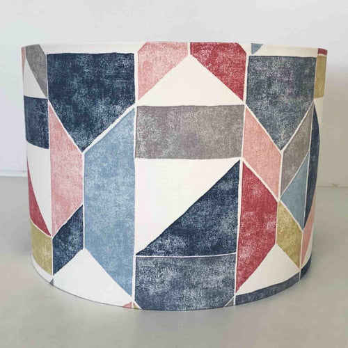 Geometric Midnight Lamp Shade