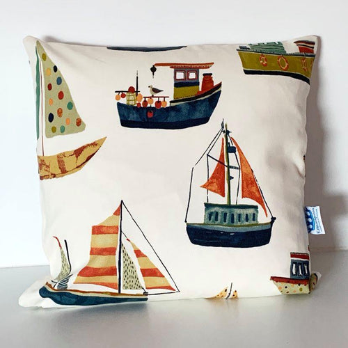 Antique Boat/Spot Cushion Cover SALE! FREE P & P