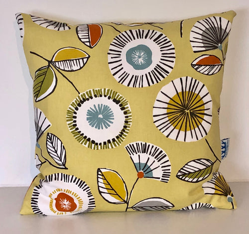 Sundance Yellow Cushion