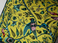 Load image into Gallery viewer, Emma J Shipley Yellow Rousseau Cushion