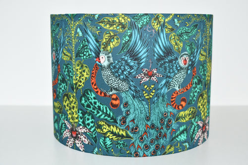 Animalia Exotic Birds by Emma J Shipley Lamp Shade