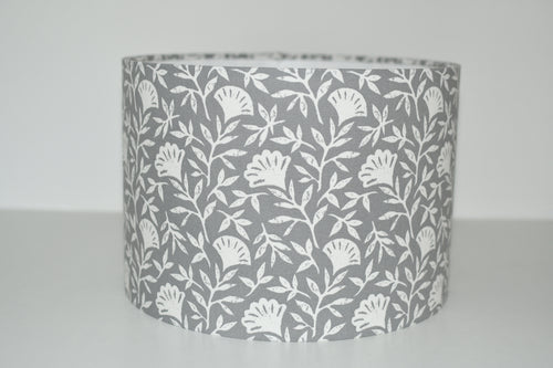 Grey Melby Lamp Shade