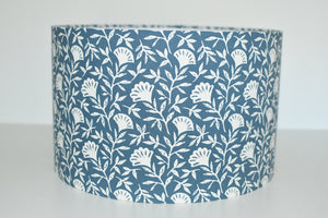 Denim Melby Lamp Shade