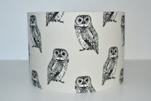Load image into Gallery viewer, Owl Lamp Shade