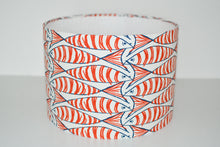 Load image into Gallery viewer, Padstow Cayenne Fish Lamp Shade