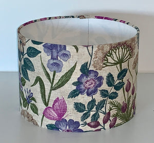 Country Flowers Lamp Shade
