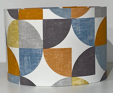 Load image into Gallery viewer, Geometric Retro Lamp Shade