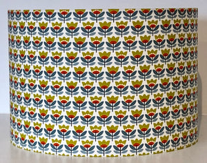 Tulips Retro Lamp Shade