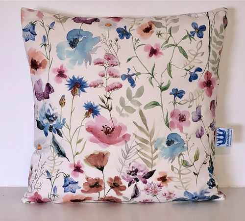 Summer Floral Cushion