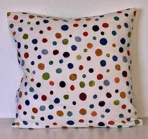 Antique Spot Cushion