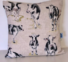 Load image into Gallery viewer, Linen Animal Cushion Range
