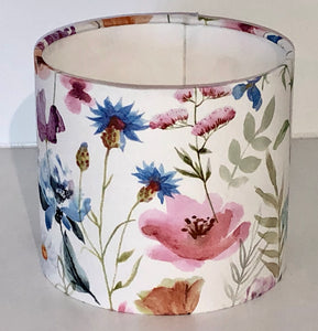Summer Floral Lamp Shade