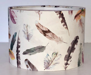 Feathers Lamp Shade