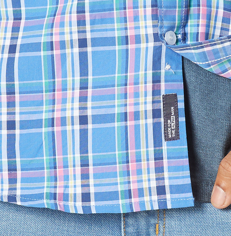 Spring Aboard - Casual Shirt for Men