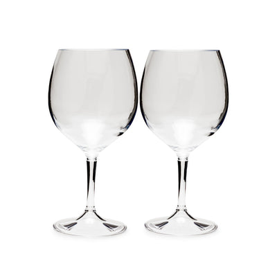 GSI - Nesting Red Wine Glass 2/Set