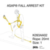 PETZL - Kit ASAP FALL ARREST