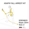 PETZL - ASAP Fall Arrest Kit