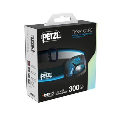 PETZL - Tikka Core Anniversary Ltd Edition