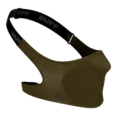 BUFF - Filter Mask - Solid Military