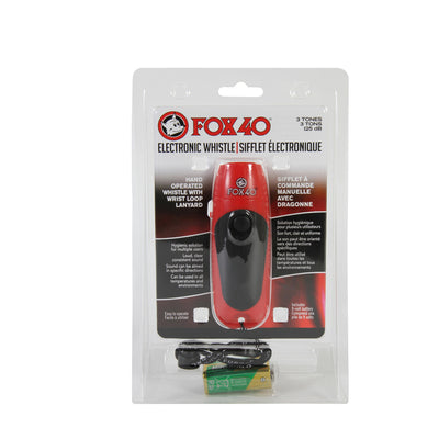FOX 40 - Electronic Whistle/Loop Lanyard