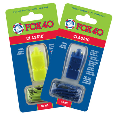 FOX 40 - Marine Classic Whistle