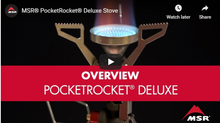 MSR - PocketRocket Deluxe