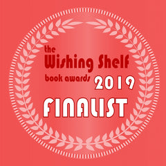Wishing Shelf Book Award badge