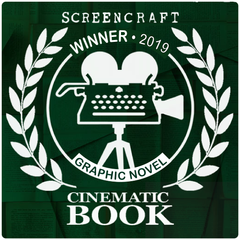 Screencraft Award badge