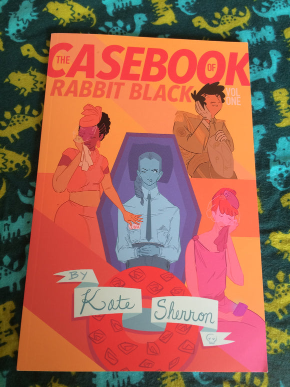 The Casebook of Rabbit Black, Vol. 1