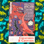 Mortimer Megazine #1: Field Guide to Creatures & Cryptids