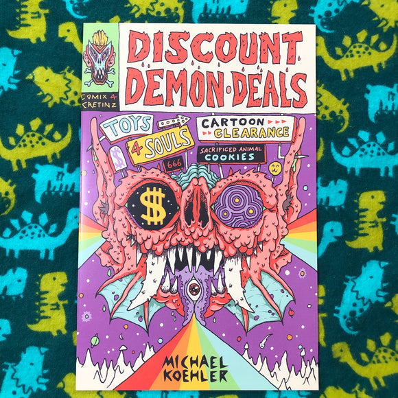 Discount Demon Deals