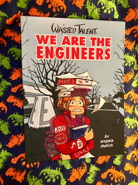 Wasted Talent Vol. 1: We Are the Engineers