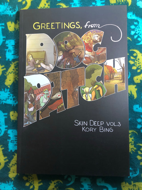 Skin Deep:  Greetings, From Dogpatch