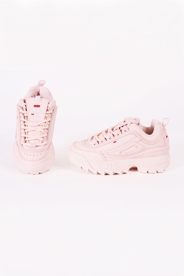 Fila - Disruptor Kids Basket Enfant - Rose