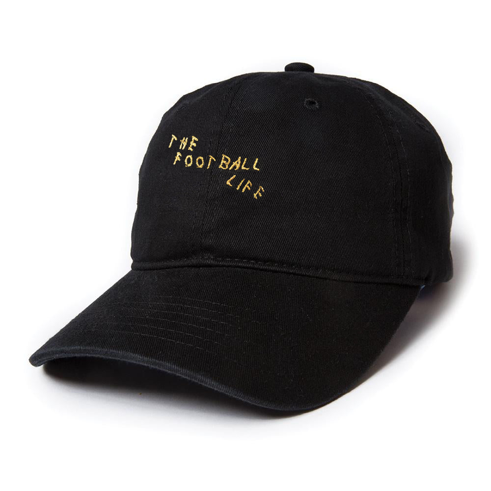 THE FOOTBALL LIFE COACH'S HAT BLACK