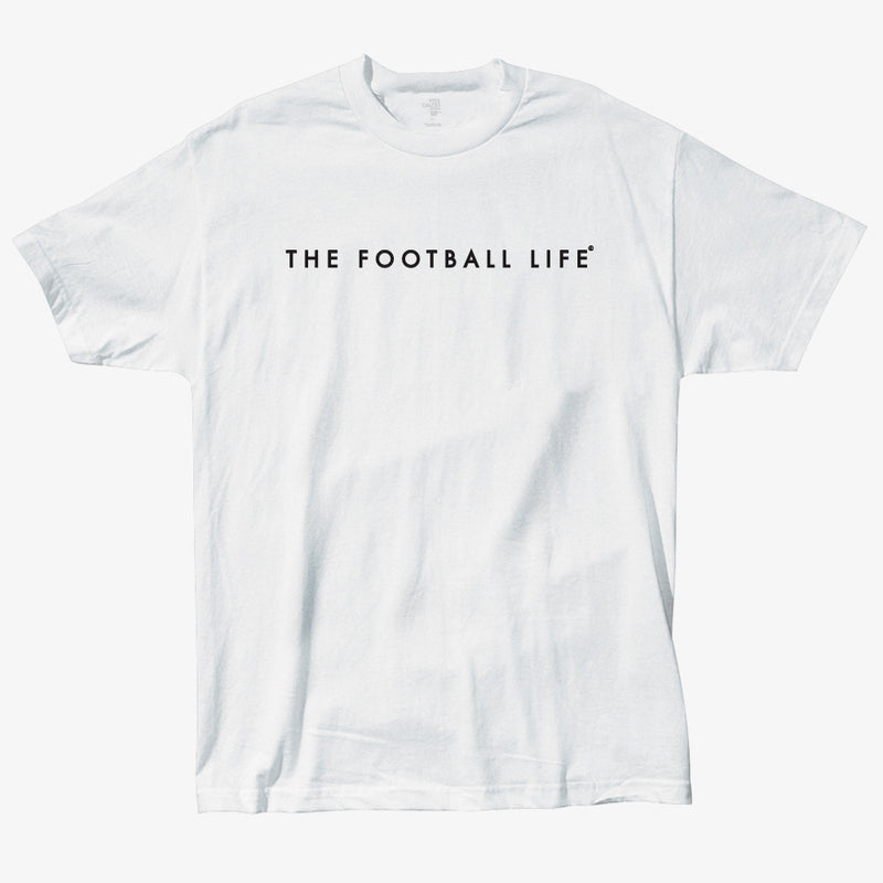 THE FOOTBALL LIFE®  T PREMIER WHITE