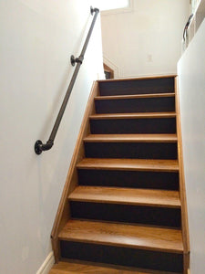 Cast Iron Stair Rails - Miss Artisan