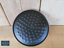 Load image into Gallery viewer, 8 Inch Black Shower Head - Miss Artisan