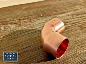 Copper Elbows 15mm / 22mm / 28mm - Miss Artisan
